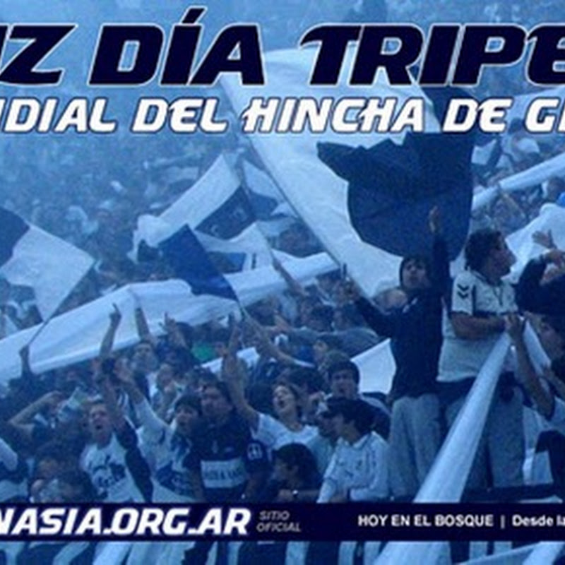 Día Mundial del Hincha de Gimnasia y Esgrima en Argentina