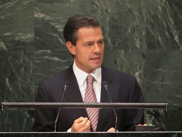 Destaca Peña Nieto labor conjunta en captura de Héctor Beltrán Leyva