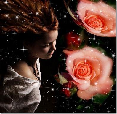 rosa-y-mujer