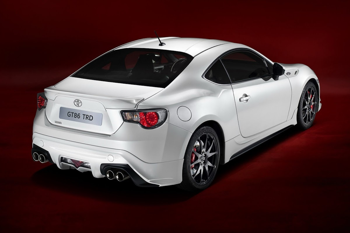 toyota gt 86 trd parts 5