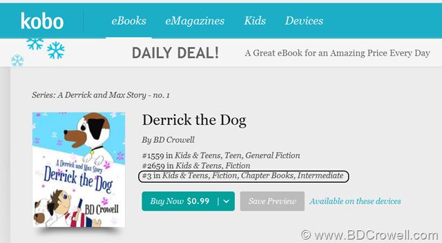 DtD is a Bestseller!
