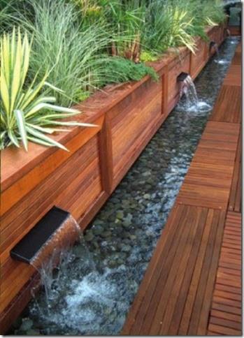 Relaxing Backyard And Garden Waterfalls 24