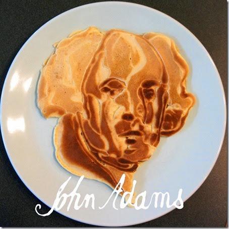 John Adams pancake
