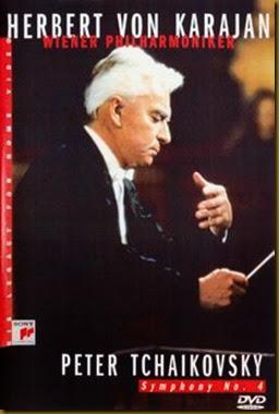 Tchaikovsky 4 Karajan DVD Sony