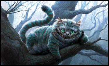 القط شيشاير