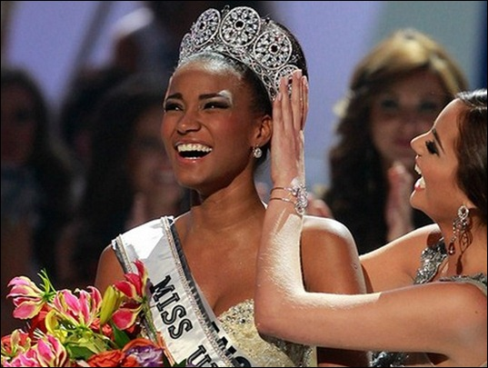 TELEVISION-MISSUNIVERSE/