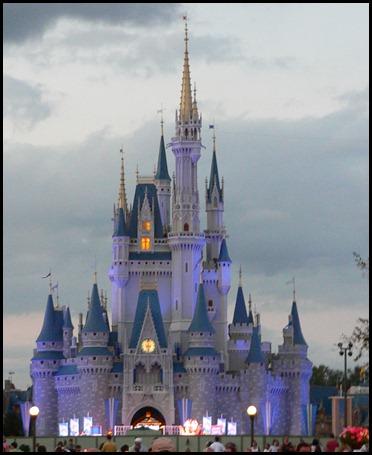 قصر والت ديزنى
