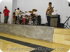 Main Band bersama sahabat ….Mantap & Nikmat