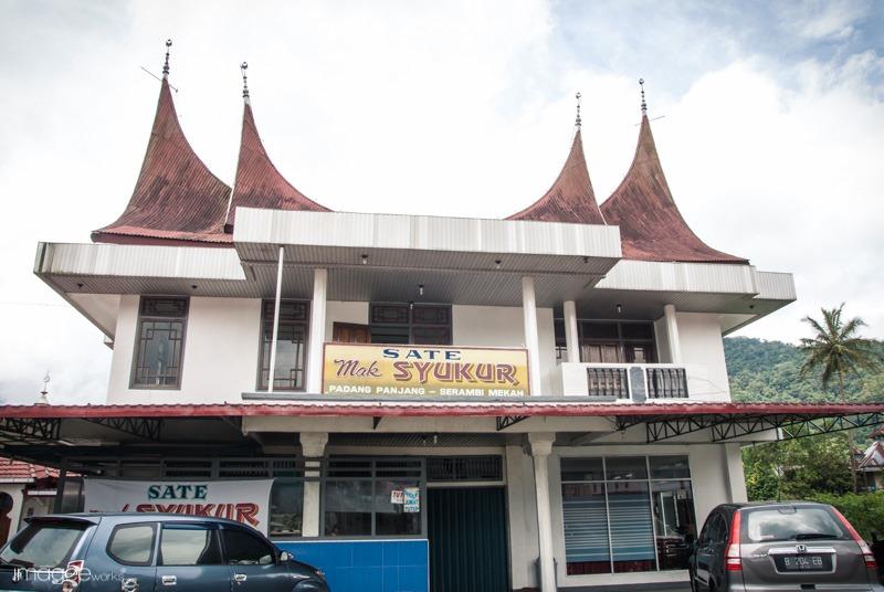 Sate (Padang) Mak Syukur | the atmojo