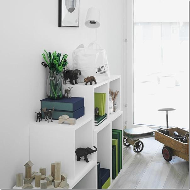 case e interni - stile minimal contemporaneo - grigio - legno decapato (9)