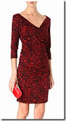 Diane von Furstenberg Bentley Silk Jersey Dress