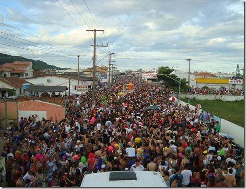 Bloco da Pracinha 2013 Mar Grosso