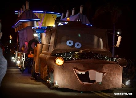 It's Mater!