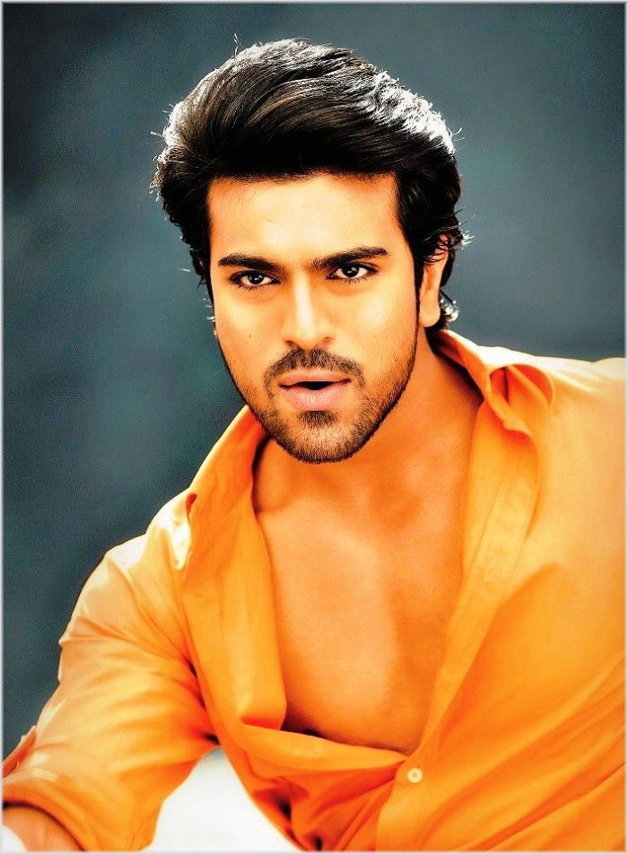 Shirtless South Asian Men Ram Charan Teja
