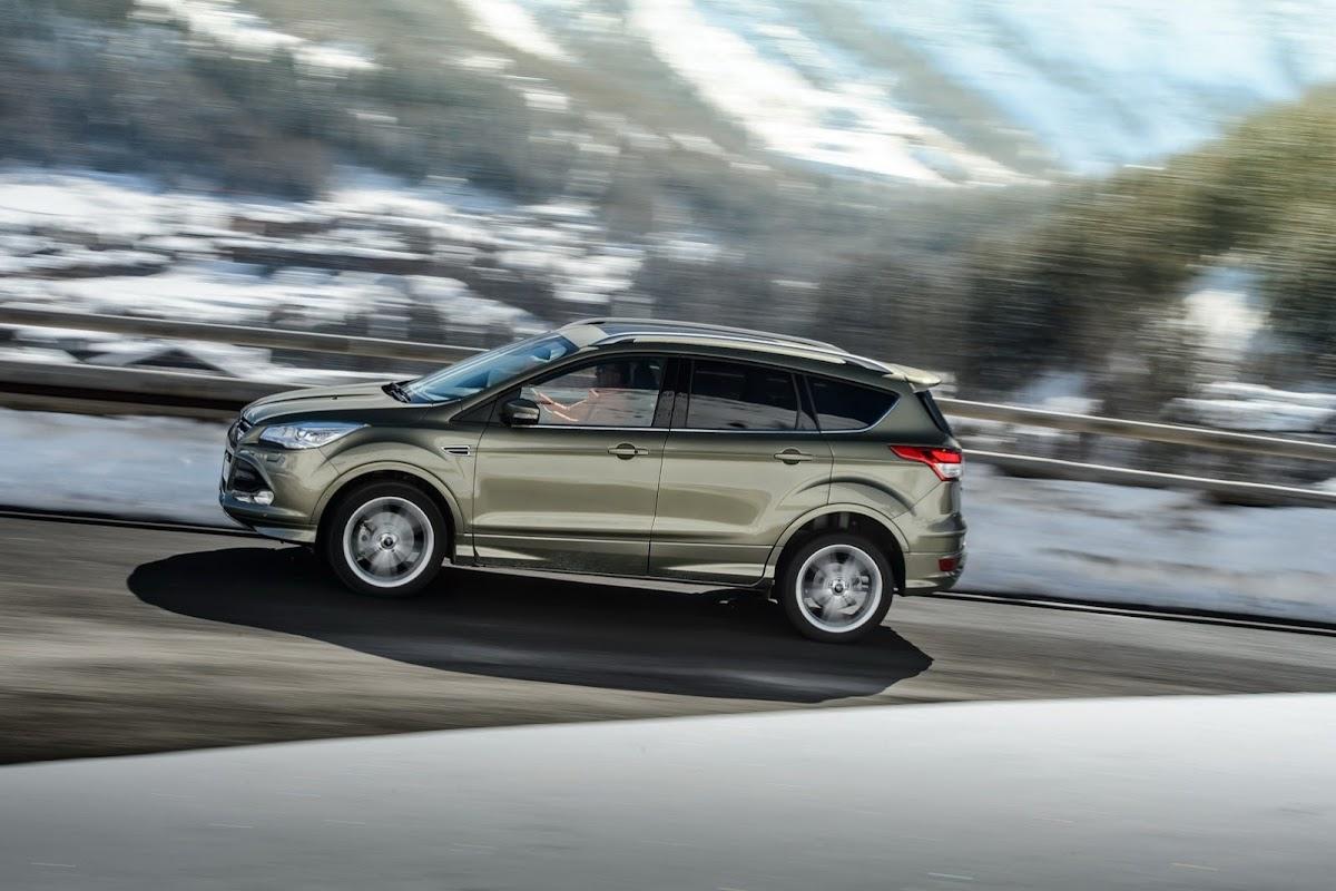 Ford kuga titanium 1