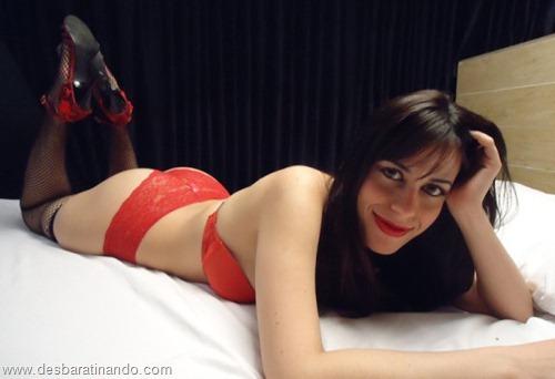 lingerieday lingerie day desbaratinando linda sensual sexy gostosa peitos bunda 2011 twitter musas (99)