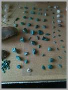 polished rocks