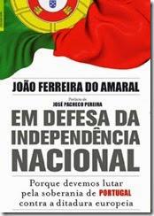 Novo livro de João Ferreira do Amaral.Abr.2014