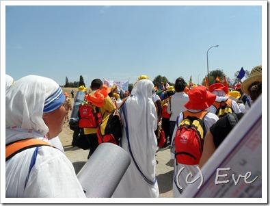 Weltjugendtag Spanien 2011 1742