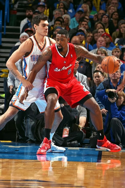 wearing brons nba soldier7 deandre jordan clippers 08 Wearing Brons: DeAndre Jordan Back to Nike with SOLDIER 7 (x5)