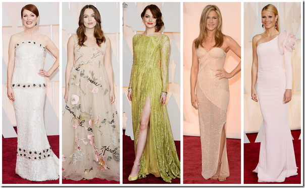 Premios Oscar Alfombra Roja 2015 01 Emma Stone