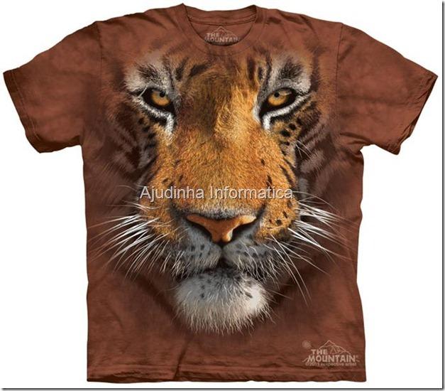camiseta tigr