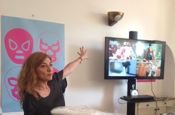 Marta Foncuberta Rueda en Casa Mexic