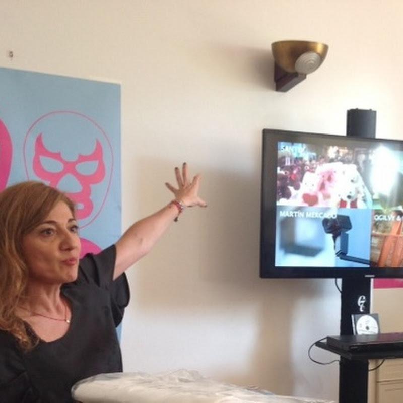 """Las ideas deben viajar sin pasaporte de origen"" _ Marta Fontcuberta"