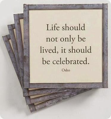 life celebrate