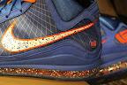 nike air max lebron 7 pe hardwood royal 1 02 Yet Another Hardwood Classic / New York Knicks Nike LeBron VII