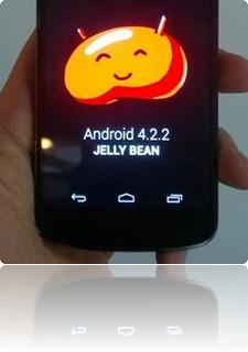 Android 4.2.2 nova versão