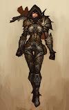 Armored War Girl