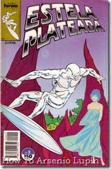 P00003 - Silver Surfer -  - 001 v3 #2