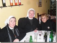 Josecitos Geburtstag, Abendessen mit Ruben Frassia und Mutter H 005