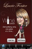 Screenshot of The Wine Coach
