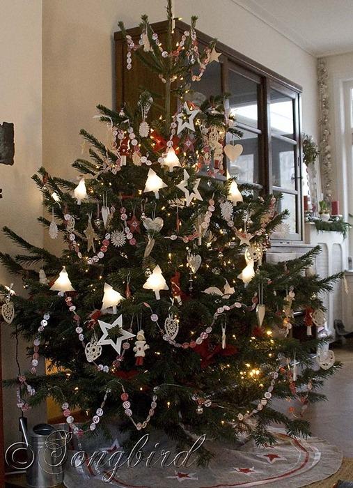 Songbird Christmas Tree