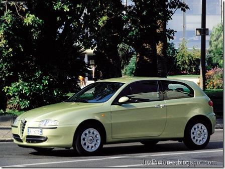 Alfa Romeo 147 (2000)7