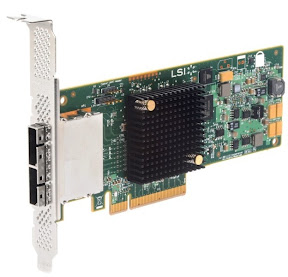 LSI Implements SAS 12 Gb/s Interface