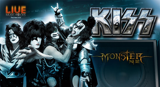 Kiss Monster Tour 2012 - Brasil