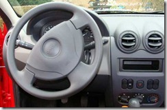 Dacia Sandero Basis Samet 14