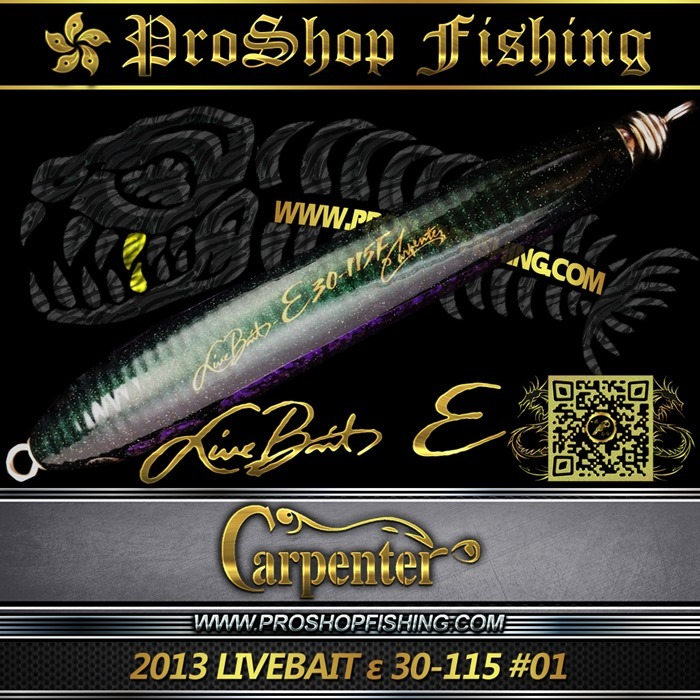 carpenter 2013 LIVEBAIT ε 30-115 #01.2