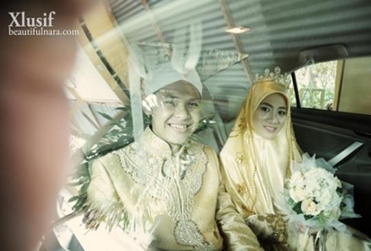 Gambar-Perkahwinan-Imam-Muda-Hassan-Dan-Ulfah-7