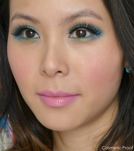 Femme Fatale Lashes in A Girls Best Friend Look Review (6)