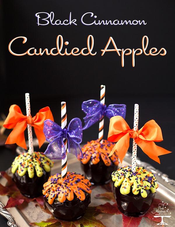 Wilton Candied Apples-7926 Black Cinnamon