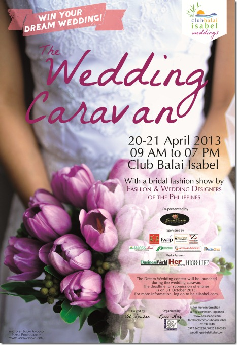 Business world ad CBI Wedding Caravan