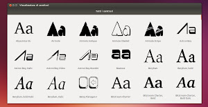 KIT-Fonts-Plus in Ubuntu Linux