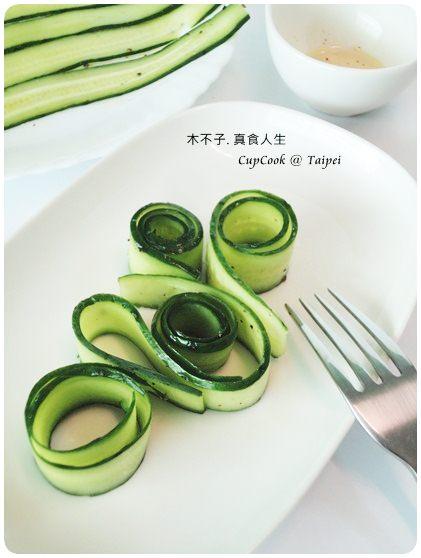 油醋涼拌小黃瓜cucumber成品 (3)