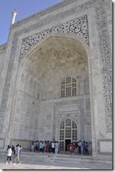 2013-07-14 agra 1 026 entree du Taj Mahal