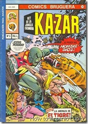 P00003 - Ka-zar #3