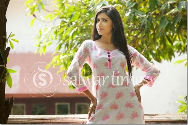 Umair Zafar's_Chikankari_Summer_Collection_2014(2)